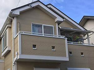 「サイディング外壁の模様を消すことなく新築時の輝きを取り戻す!(神奈川県綾瀬市)」のBefore写真