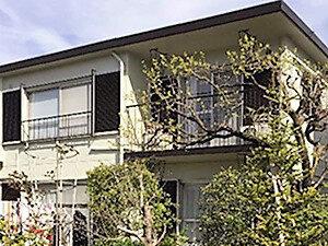 「クラックをカバーして築30年でも明るく輝く外壁に(神奈川県海老名市)」のAfter写真