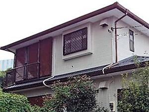 「破損していた付帯部分もトータルメンテナンスしたK様邸(神奈川県逗子市)」のAfter写真