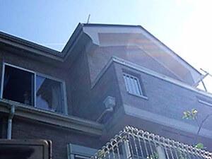 「クリアー塗装で新築のように生まれ変わった事例(神奈川県大磯町)」のBefore写真
