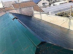 「屋根塗装とバルコニー防水工事で防水性が復活した事例(神奈川県海老名市)」のAfter写真