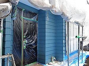 「汚れ・色あせの目立つ屋根や外壁、ヒビの入っていた塀が一新!(東京都多摩市)」のAfter写真