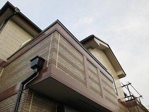 「クリアー塗装で外壁をきれいに!屋根とバルコニーも同時に塗装(神奈川県三浦市)」のAfter写真