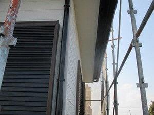 「新築から1度も外壁塗装しなかった住宅が美しく変貌した事例(神奈川県大磯町)」のAfter写真