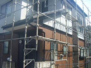 「2世帯住宅でも安心!家族全員が納得する和モダンなデザインに塗装(神奈川県綾瀬市)」のAfter写真