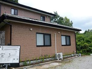 「クリアー塗装で塗り替え!色あせた外壁がピカピカになった事例(東京都八王子市)」のAfter写真