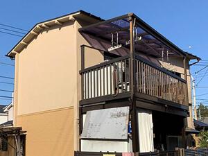 「20年間放置した外壁を塗り替え工事!清潔感を取り戻した事例(神奈川県平塚市)」のAfter写真