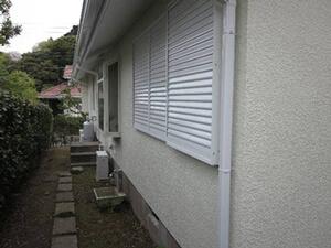 「南国リゾート風の住宅を塗り替え!おしゃれ度がアップした事例(神奈川県南足柄市)」のAfter写真