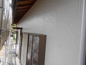 「黄ばんだ外壁を塗り替え工事!新築のような美しい住宅へ変身した事例(神奈川県大磯町)」のAfter写真