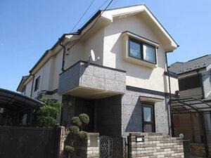 「外壁の色を変えて住宅のイメージチェンジ!フッ素塗料で塗り替え工事(東京都目黒区)」のAfter写真