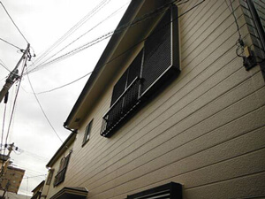 「コーキングのヒビ割れたALC外壁を塗り替え!美しさを取り戻した事例(東京都八王子市)」のAfter写真