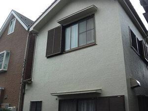 「築12年の住宅を外壁塗装!モルタルのひび割れも補修した事例(東京都八王子市)」のAfter写真