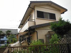 「サイディングをウレタン塗料で外壁塗装!バルコニー防水工事も実施した事例(東京都武蔵野市)」のAfter写真