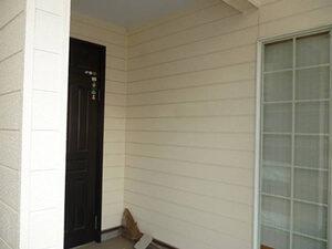 「【吹き付け塗装あり】少し早めの外壁塗装で住宅の美観を維持した事例(神奈川県愛川町)」のBefore写真