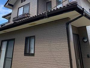 「築15年のK様邸を外壁塗装!バルコニー防水塗装も実施した事例(神奈川県海老名市)」のAfter写真