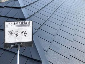 「外壁・屋根・バルコニーをまとめて塗装!新築住宅の美しさが復活した事例(東京都多摩市)」のAfter写真