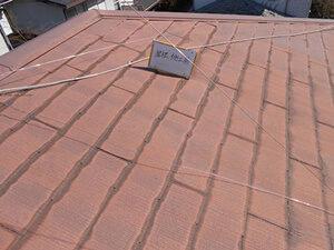 「屋根塗装と付帯部分塗装を同時に行ったO様邸の施工事例(東京都目黒区)」のBefore写真