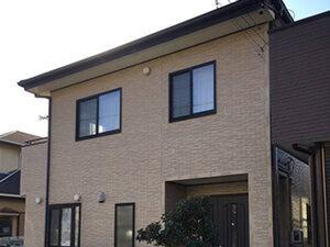 「【フッ素塗料】美観の維持のため、築6年の住宅を少し早めの外壁塗装(神奈川県鎌倉市)」のBefore写真