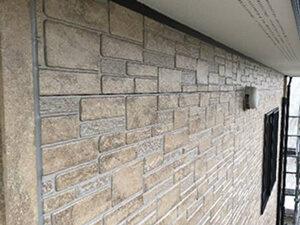 「汚れの目立つ外壁をクリアー塗装で塗り替え!清潔感を取り戻した事例(神奈川県海老名市)」のAfter写真