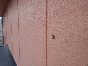 「マイホームを2度目の外壁塗装!淡いグリーンに大変身した施工事例(神奈川県三浦市)」のBefore写真