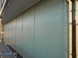「マイホームを2度目の外壁塗装!淡いグリーンに大変身した施工事例(神奈川県三浦市)」のAfter写真