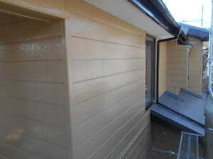 「築12年のサイディング外壁を塗装!新築のように生まれ変わった事例(神奈川県逗子市)」のAfter写真
