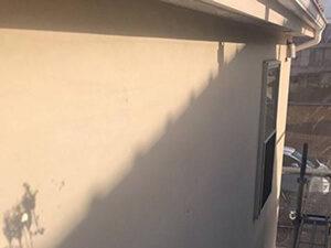 「築5年の住宅を美観維持のために外壁塗装!おしゃれ度が倍増した事例(神奈川県南足柄市)」のBefore写真