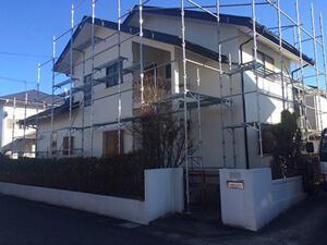 「破風板がボロボロになった住宅を塗り替え工事!美観を取り戻した事例(東京都目黒区)」のAfter写真
