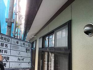 「リシン仕上げのサイディング外壁を塗装工事!美しさが復活した施工事例(東京都大田区)」のAfter写真