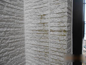 「石壁風サイディングを外壁塗装!バルコニー防水塗装も実施した事例(神奈川県厚木市)」のBefore写真