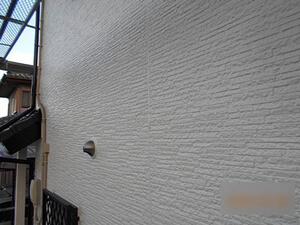 「石壁風サイディングを外壁塗装!バルコニー防水塗装も実施した事例(神奈川県厚木市)」のAfter写真
