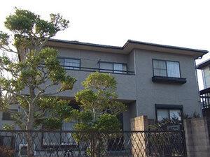 「汚れる前の住宅を予防的に外壁塗装!フッ素塗料で塗り替えたA様邸(神奈川県綾瀬市)」のBefore写真