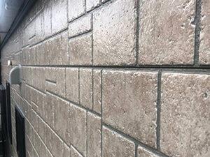「おしゃれなサイディング外壁のデザインを活かしたクリアー塗装!(東京都稲城市)」のAfter写真