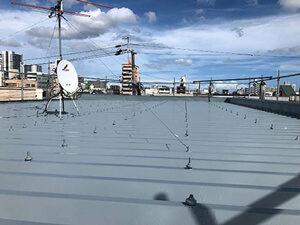 「トタン製の屋根を塗装工事!サビを落としてきれいになった施工事例(厚木市)」のAfter写真