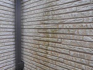 「サイディングをツートンカラーで塗装工事!一層おしゃれになったT様邸(東京都多摩市)」のBefore写真