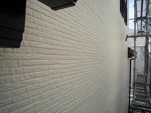「サイディングをツートンカラーで塗装工事!一層おしゃれになったT様邸(東京都多摩市)」のAfter写真