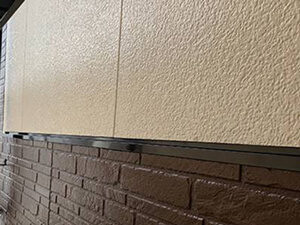 「ブラウン×ベージュのツートンカラーで外壁塗装!美観を復活させた事例(東京都町田市)」のAfter写真