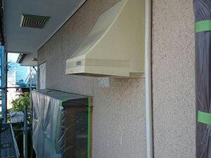 「外壁塗装と屋根塗装を同時に実施!住宅丸ごと美しく変身したO様邸(神奈川県逗子市)」のBefore写真