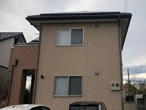 「築7年のM様邸をクリアー塗装!美しさを維持するための塗装工事(神奈川県愛川町)」のBefore写真