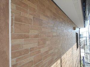 「クリアー塗装とバルコニー防水塗装を築8年でまとめて施工した事例(東京都多摩市)」のAfter写真