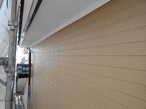 「築13年のサイディング外壁を塗装工事!コーキング補修も実施(神奈川県鎌倉市)」のAfter写真