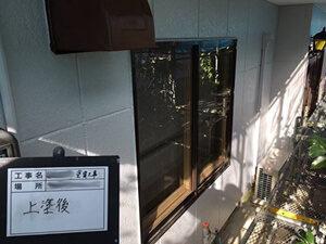 「サイディング外壁とトタン屋根をまとめて塗装したT様邸の事例(神奈川県逗子市)」のAfter写真