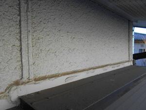 「モルタル外壁の2回目の塗装で再び新築同様に!T様邸の施工事例(神奈川県大磯町)」のBefore写真