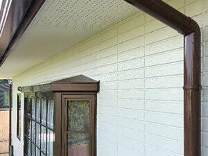 「築12年のサイディング外壁を塗装工事!付帯部分までしっかり塗装(神奈川県三浦市)」のAfter写真