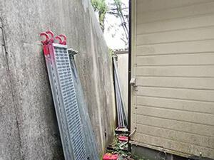 「築35年の住宅を外壁塗装!清潔感のある落ち着いた住宅に変身(東京都八王子市)」のBefore写真