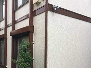 「2度目の外壁塗装を実施!K様邸のモルタル外壁の塗装事例(東京都調布市)」のAfter写真