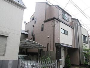 「築13年のサイディング外壁を塗装!チョーキングが発生した付帯部分も(神奈川県逗子市)」のAfter写真