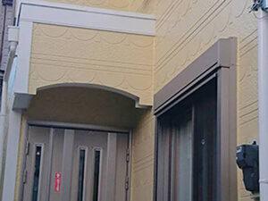 「北側外壁にコケの生えたK様邸が、外壁塗装で新築のように!(東京都大田区)」のAfter写真