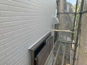 「コケが生えていたF様邸が、外壁塗装で新築さながらの美しさに変身(東京都町田市)」のAfter写真