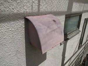 「チョーキングやひび割れが見られるI様邸を外壁塗装でメンテナンス(東京都目黒区)」のBefore写真